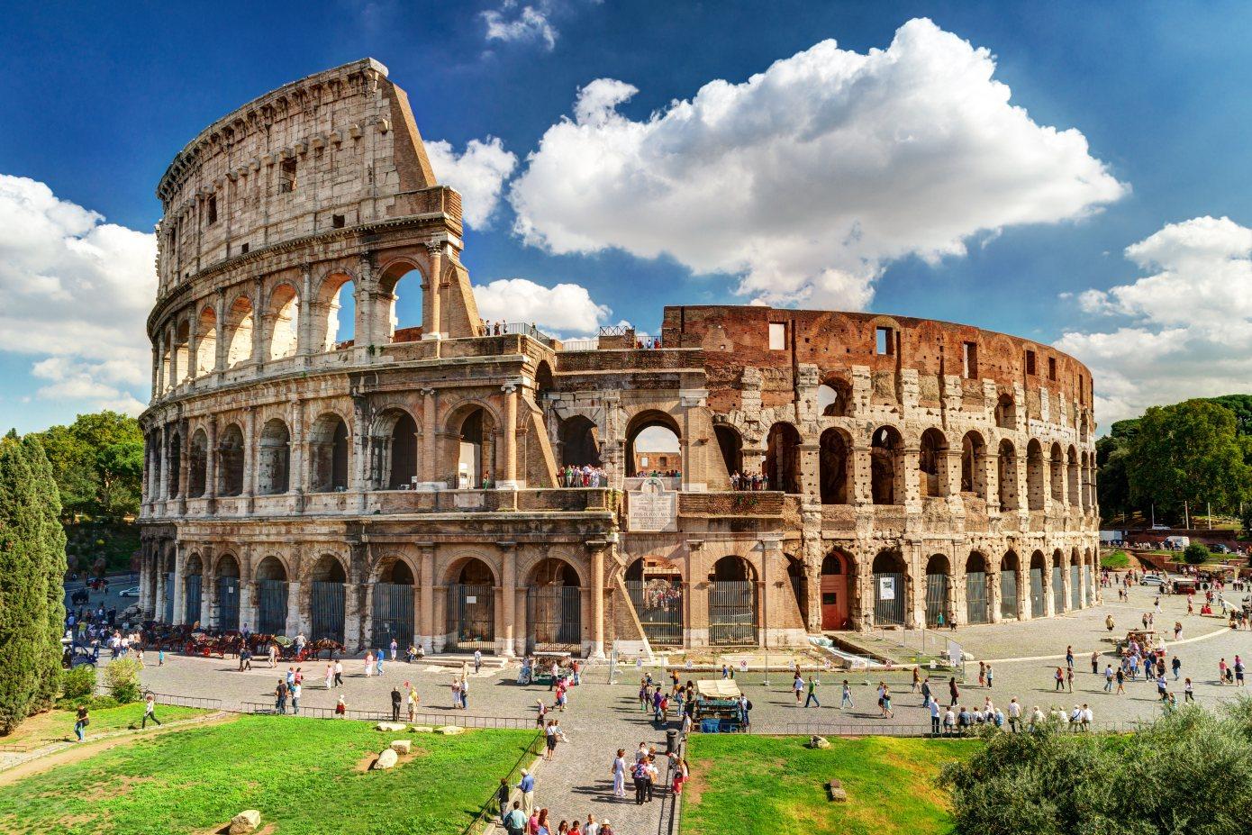 Rzym w promocji – bezpośrednie loty Wizz Air