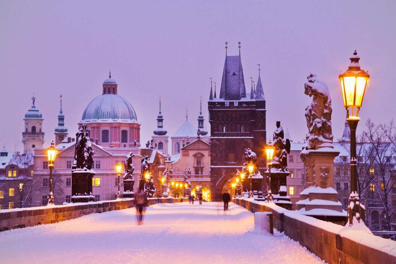Praga już od 26 PLN w każdą stronę!