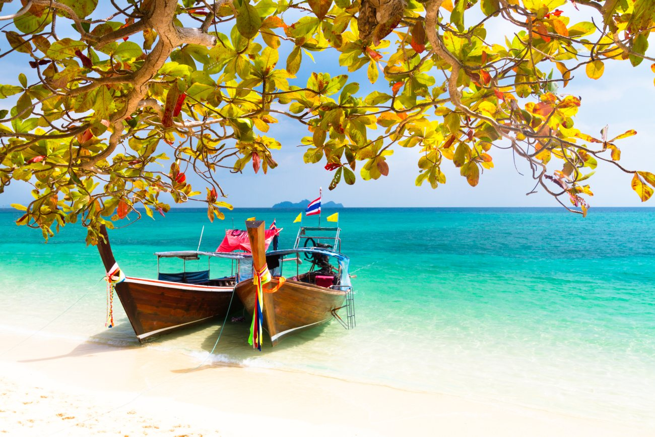 Phuket z Polski. Rajska wyspa na pokładzie Air China