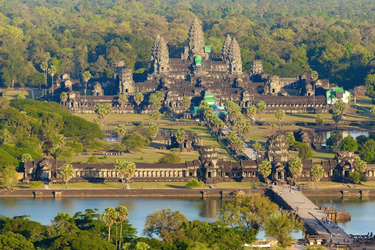Kambodża na jednym bilecie z Polski – całkiem fajna okazja!