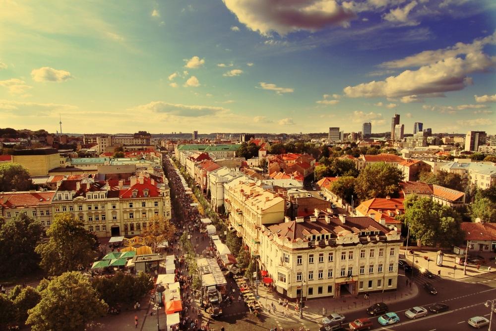 Wilno już od 19 PLN w każdą stronę – promocja Ecolines