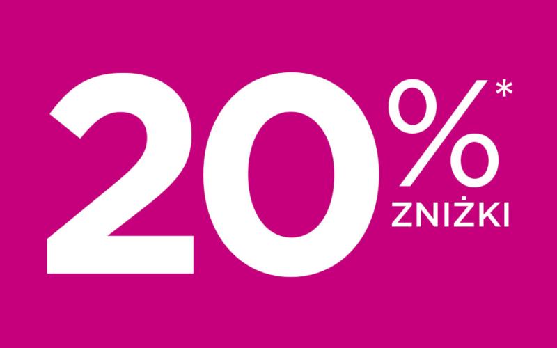 Po wielu miesiącach przerwy… 20% rabatu na wszystkie loty Wizz Air