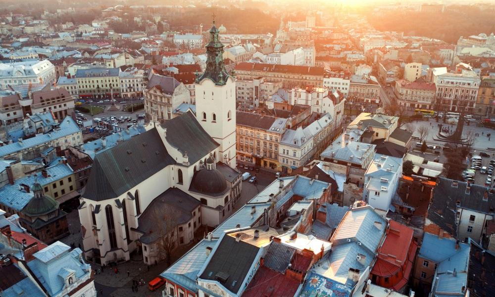 Lwów bezpośrednio z Warszawy – Ukraina w dobrej cenie!