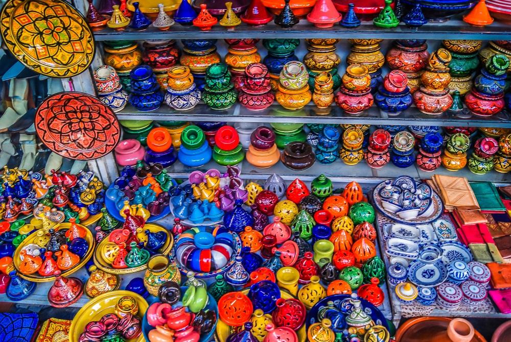 Maroko tadzin