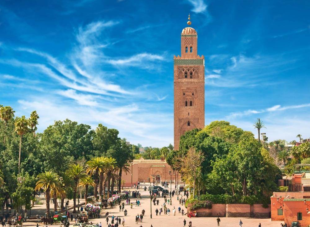 Maroko (Marrakesz) z Polski – obniżka ceny lotów!