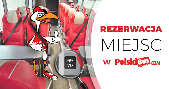 Rewolucja w PolskiBus.com! Ruszyła możliwość rezerwacji miejsc!