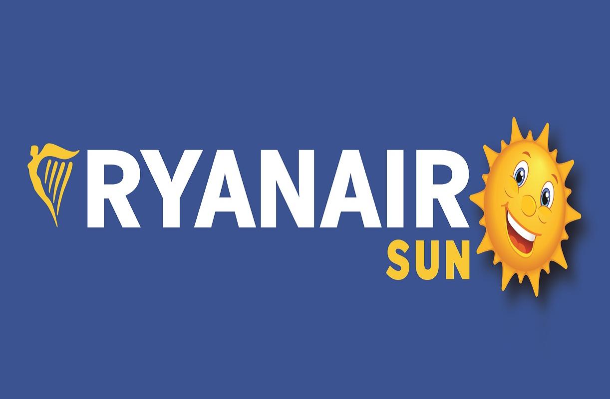 Ryanair SUN: będzie nowa linia czarterowa stworzona przez Ryanair!