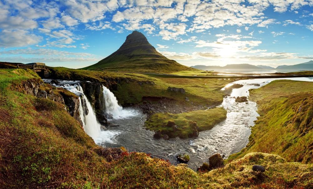 islandia Iceland landscape