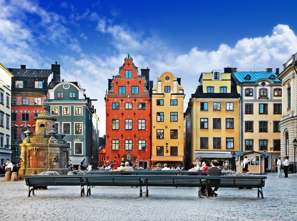 Sztokholm Arlanda z Polski. Trzy nowe trasy Ryanair!