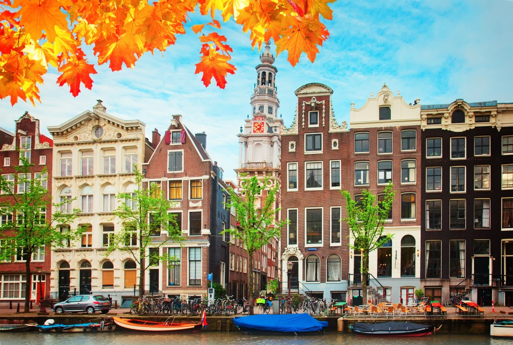 Trzy loty dziennie KLM z Gdańska do Amsterdamu
