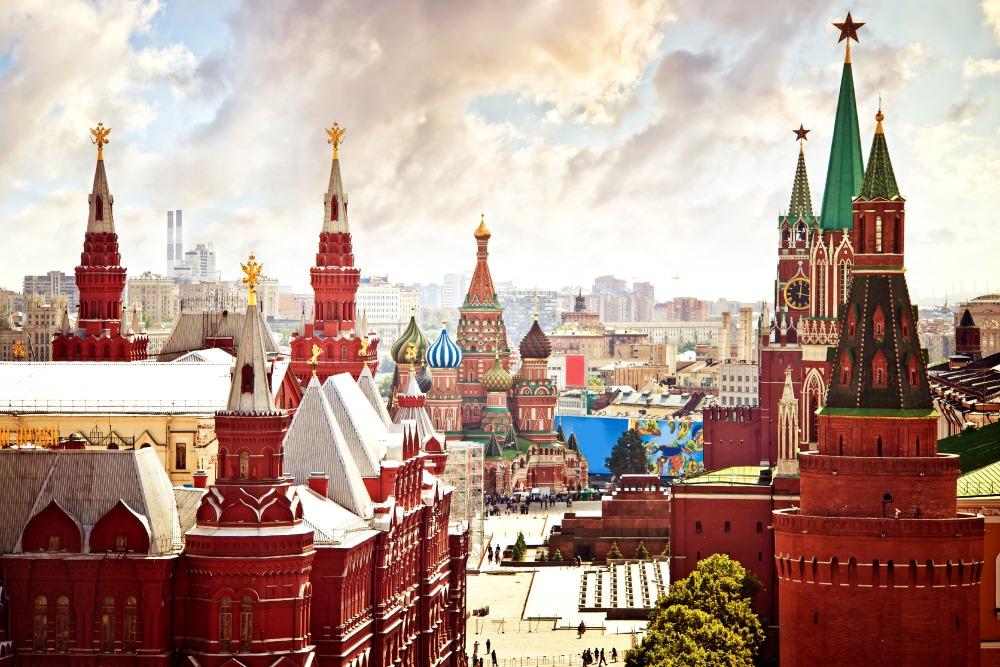 Moskwa z Polski w dobrej cenie – promocja lotów na jednej rezerwacji