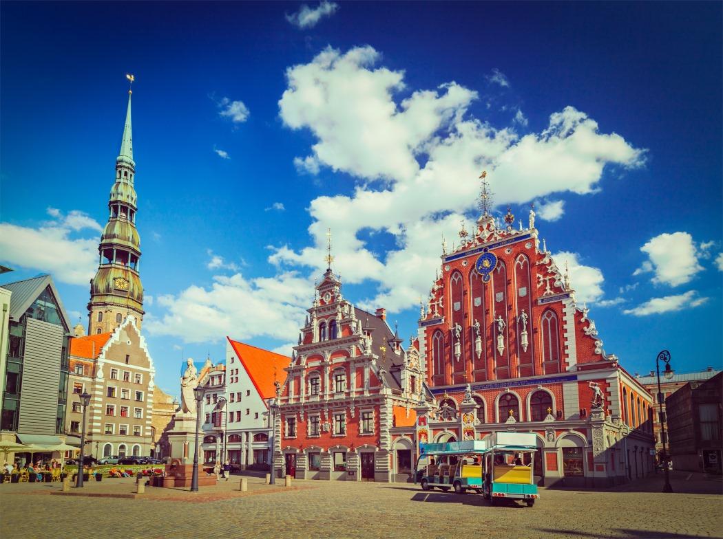 Ryga bezpośrednio z Polski – nowe trasy Ryanair!