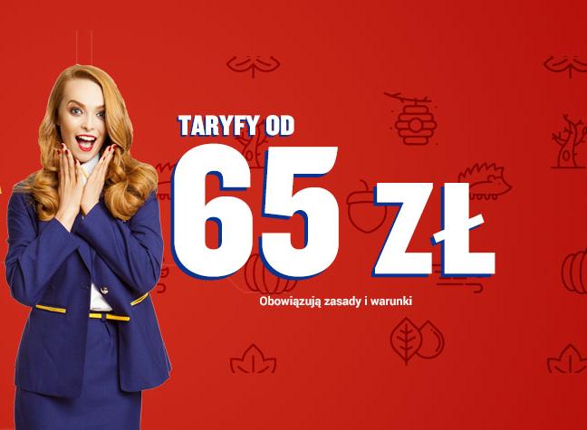Ryanair: promocja podróży z lotami od 65 PLN w każdą stronę!