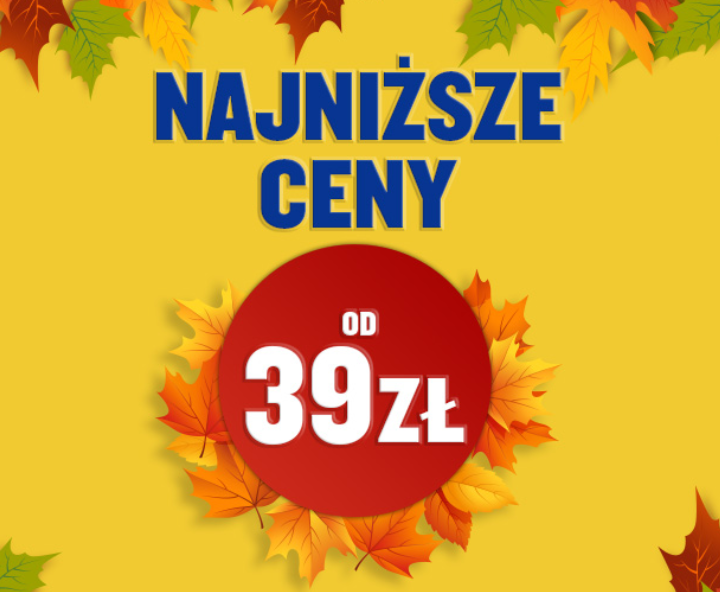 Ryanair: wyprzedaż lotów już od 39 PLN (duża lista!)