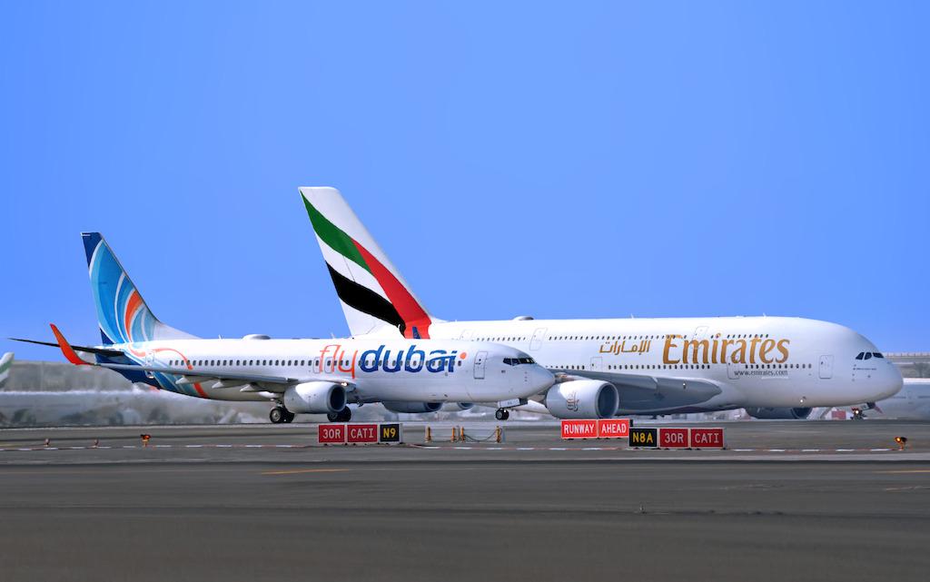 Emirates i flydubai zapowiadają pierwsze wspólne loty w ramach code-share