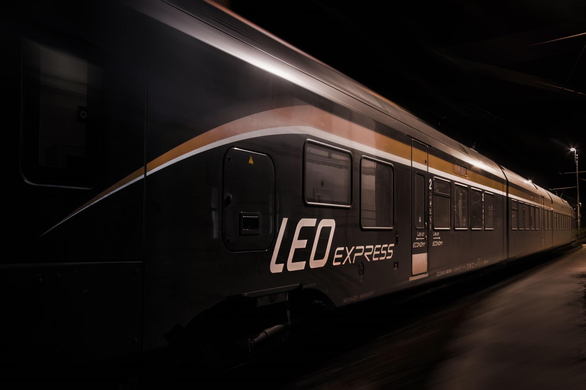 Leo Express wraca na trasę Kraków – Praga. Bilety już w sprzedaży