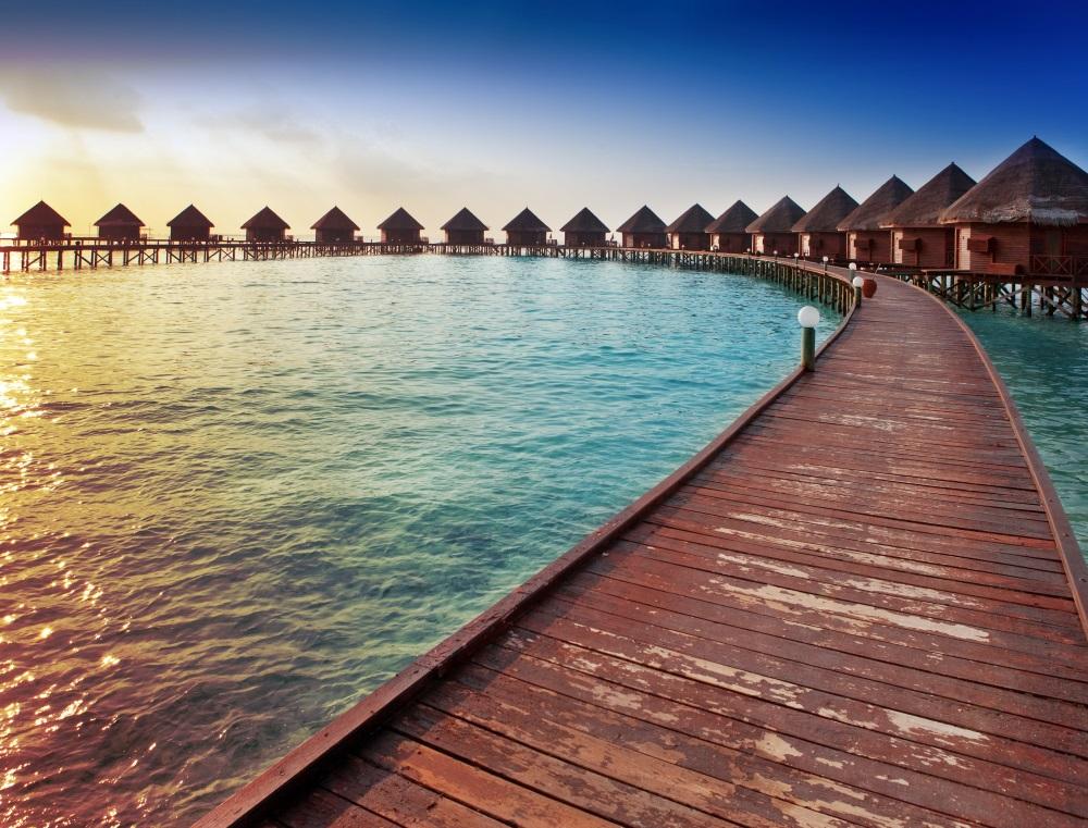 Rajskie Malediwy. Bardzo dobra cena lotów na jednej rezerwacji z Polski!