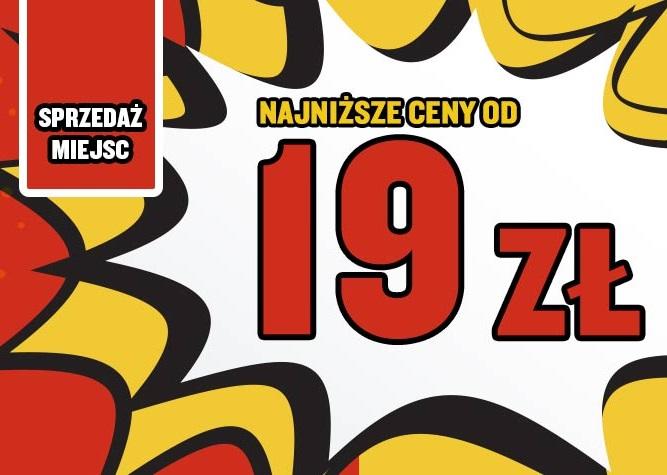 Wrocław – Gdańsk już od 38 PLN w dwie strony! Tanie krajówki Ryanair.