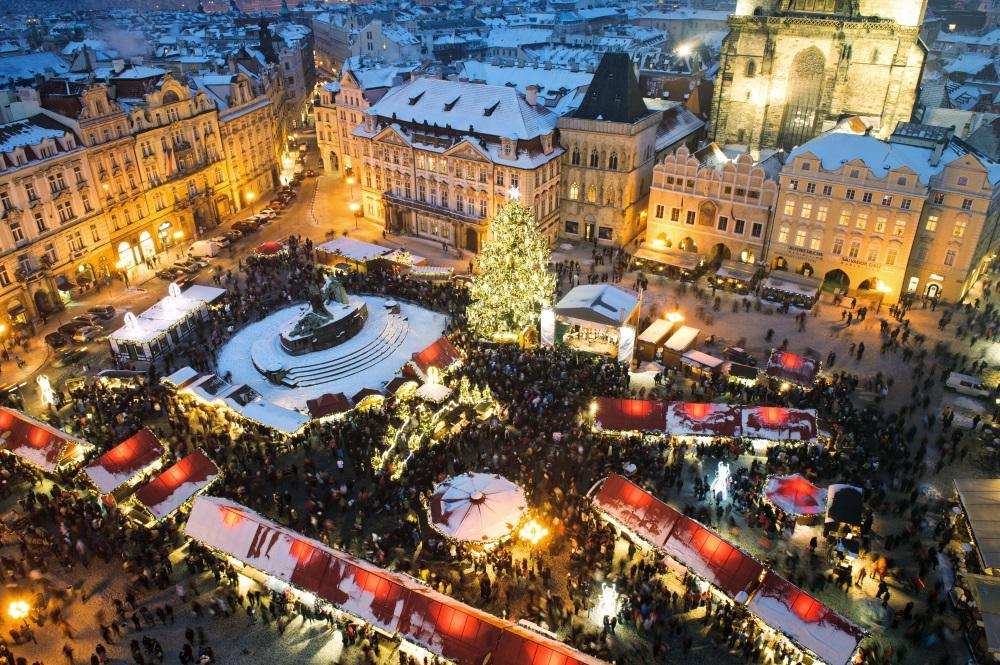 Szalona Środa PLL LOT: dużo tras! Loty m.in. na świąteczne jarmarki!