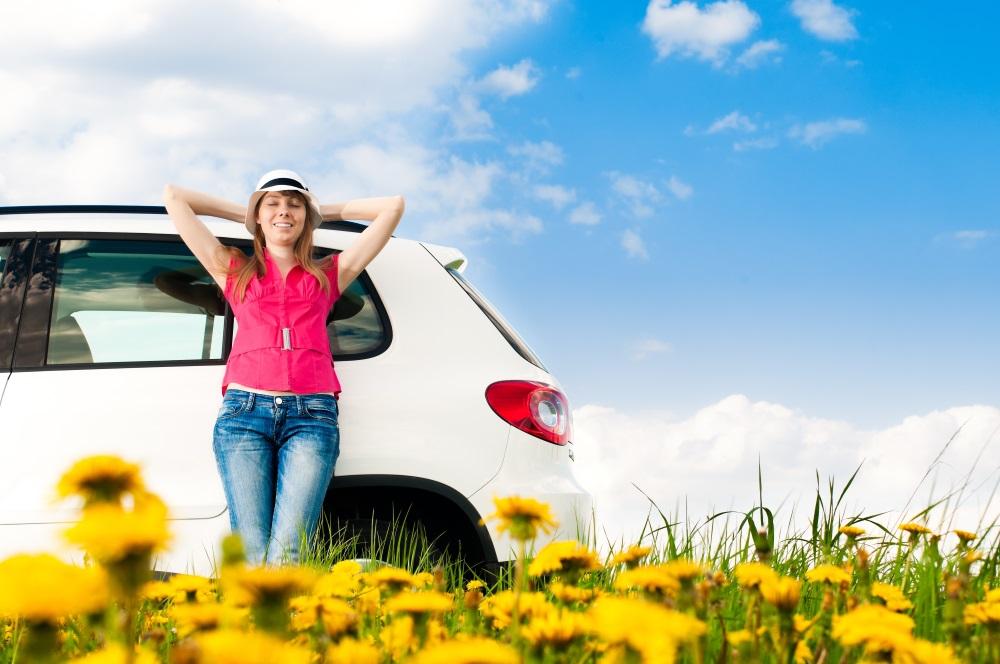 Jak przyjemnie i bezstresowo dotrzeć na urlop autem?
