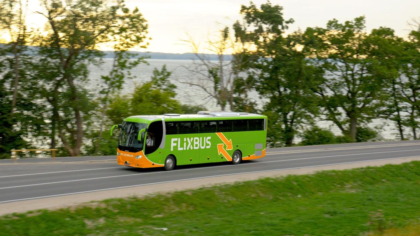 FlixBus rozszerza swoją działalność na Ukrainie