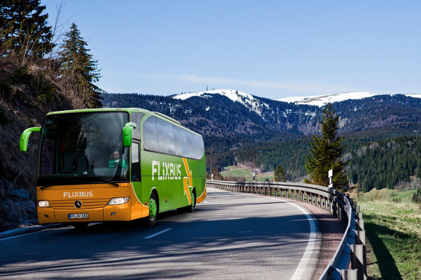 25% rabatu na przejazdy Flixbus (kod zniżkowy)