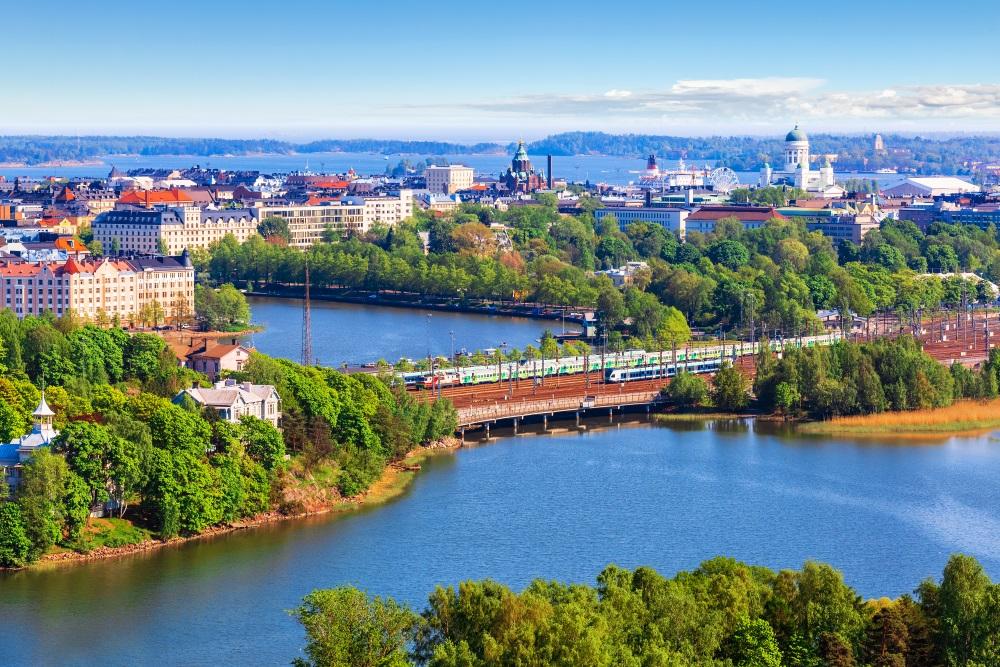 Helsinki z Polski. Dwie nowe trasy Ryanair!
