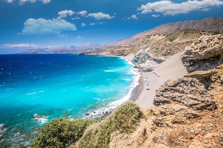Słoneczna Kreta w maju lub czerwcu. Bezpośrednie loty tanią linią!