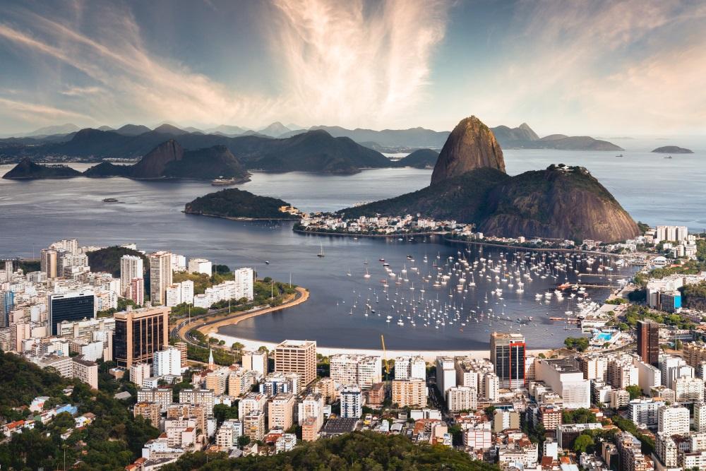 Rio de Janeiro z Polski – promocja lotów Air France / KLM