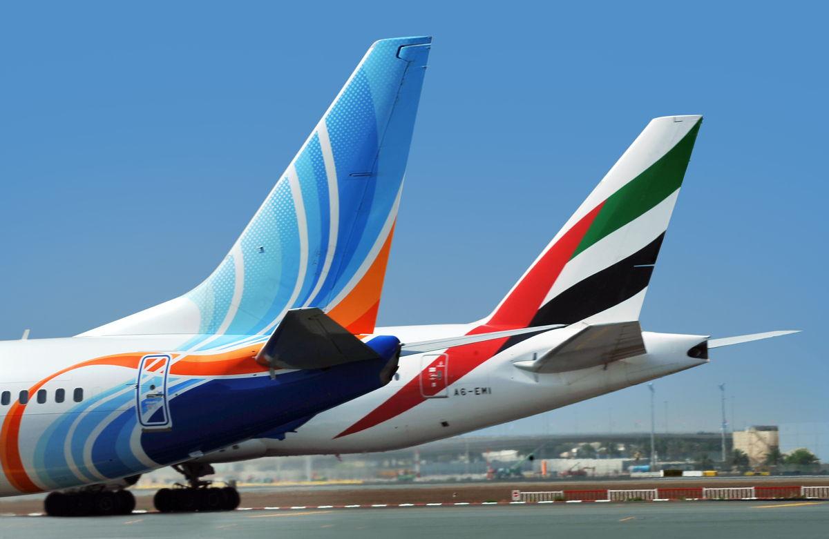 Emirates i flydubai reaktywują współpracę, oferując dogodne połączenia do ponad 100 wyjątkowych miejsc przez Dubaj