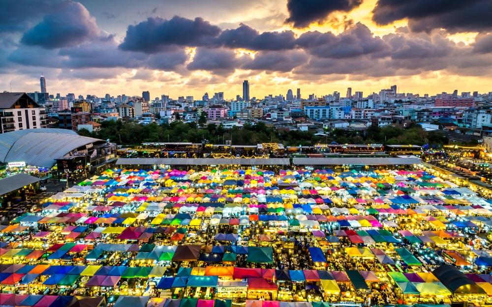Bangkok już od 1410 PLN – ostatnie terminy!