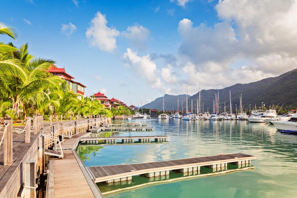 seszele Eden island, Mahe, Seychelles