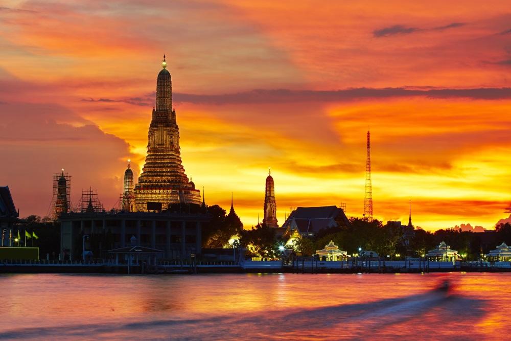 Bangkok z Polski – 5* oferta lotów!