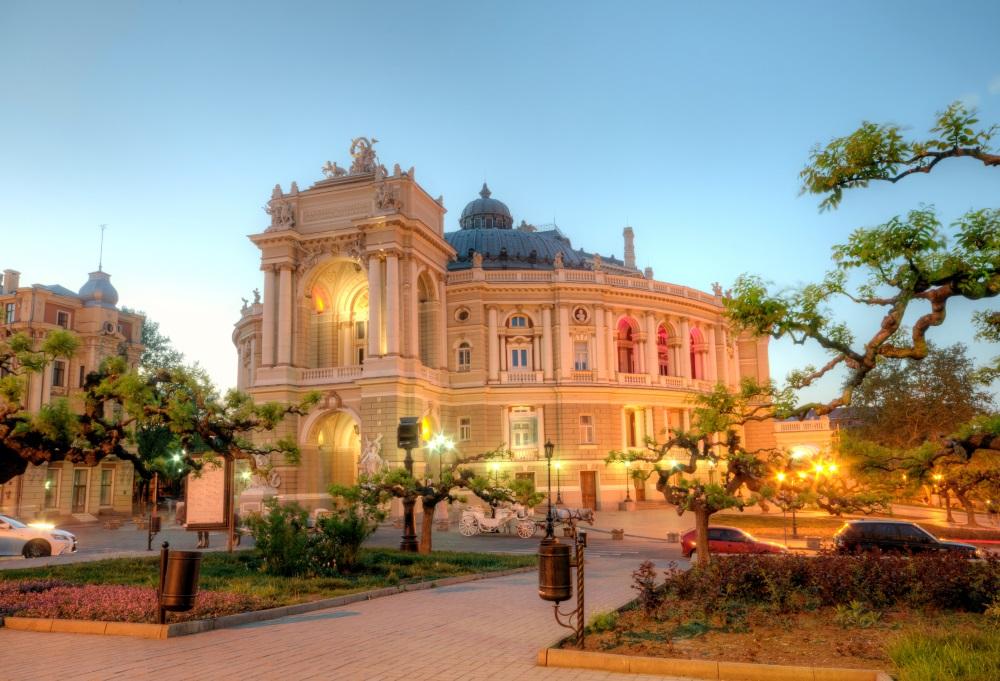 Odessa już za 78 PLN RT. Tania Ukraina z Krakowa