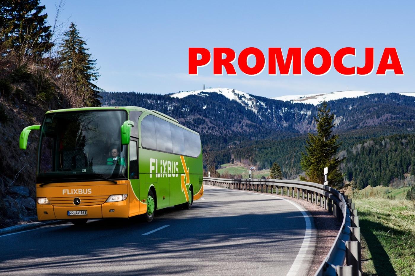 Tańsze przejazdy Flixbus – łapcie okazję, póki działa!