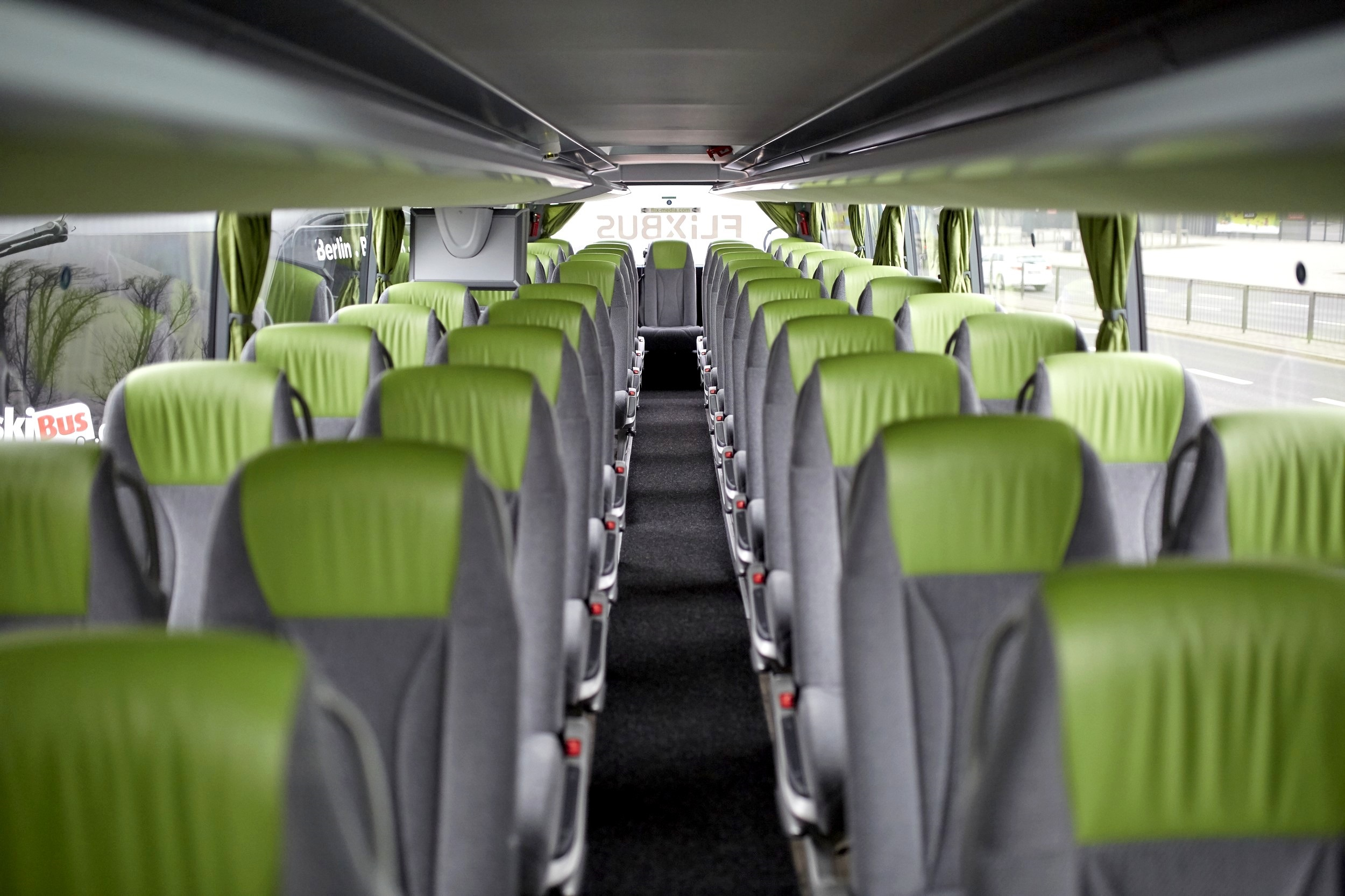Flixbus: rusza system rezerwacji miejsc