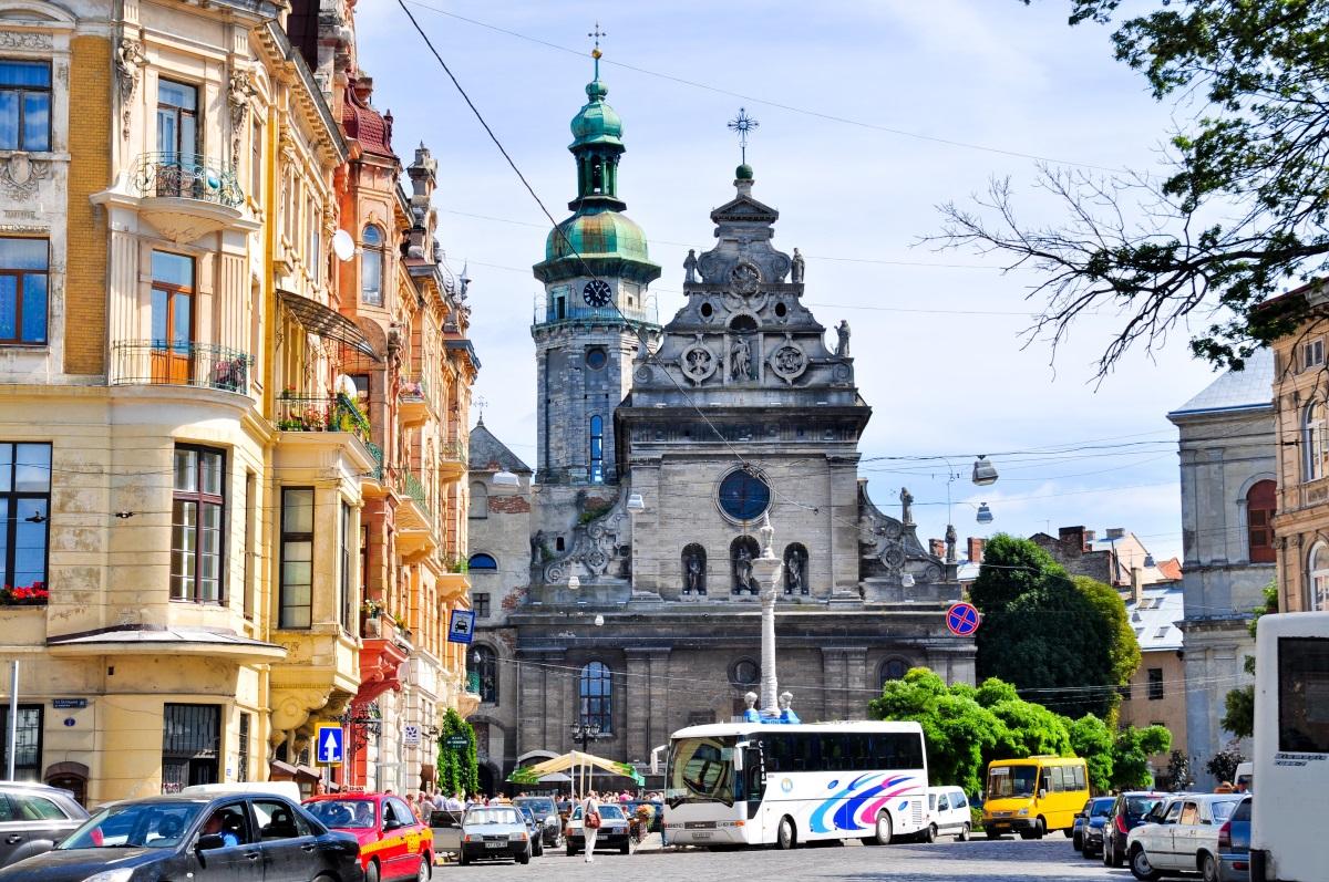 Lwów z Warszawy już od 78 PLN RT