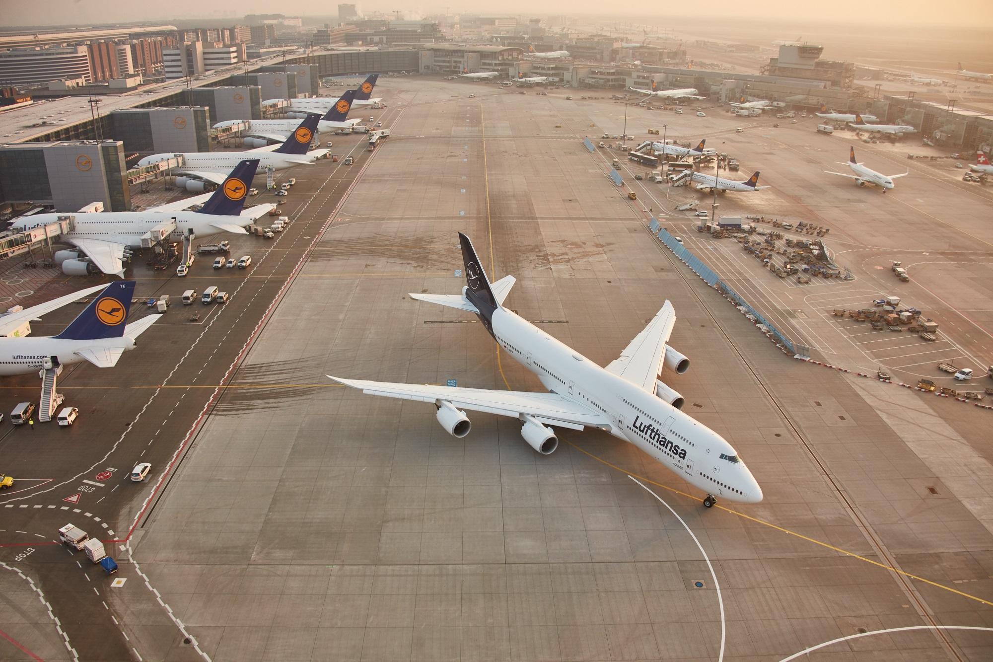 Lufthansa z nowymi bezpośrednimi połączeniami do USA i Azji