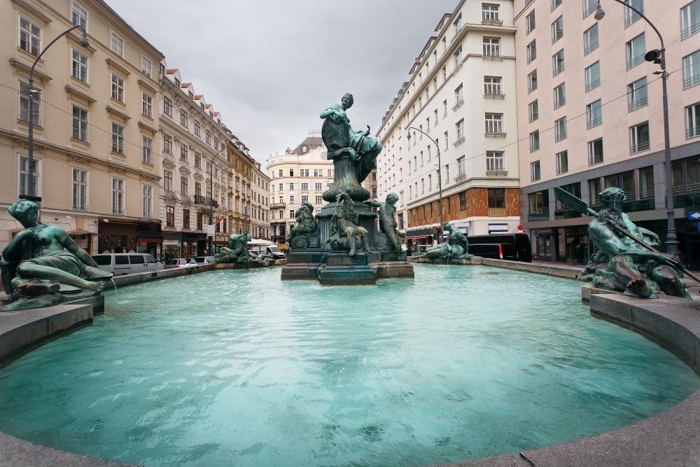 Wiedeń – nowa trasa Ryanair z Modlina