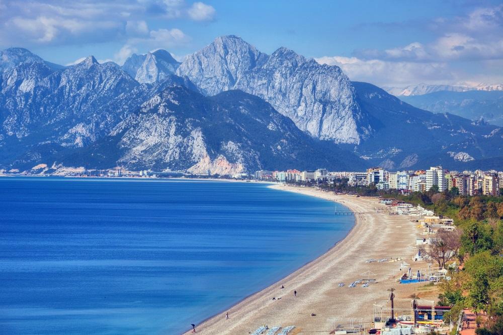 Jeszcze taniej niż ostatnio! Turecka Antalya bezpośrednio.