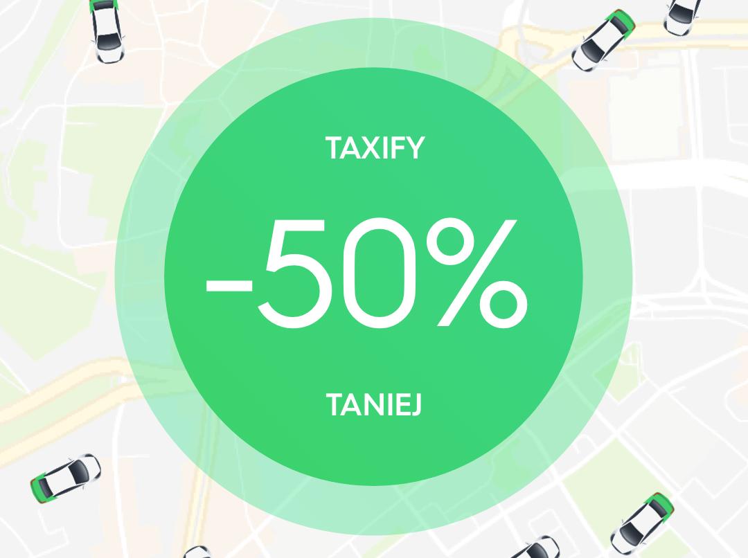 50% zniżki na przejazdy – teraz znowu w Warszawie!