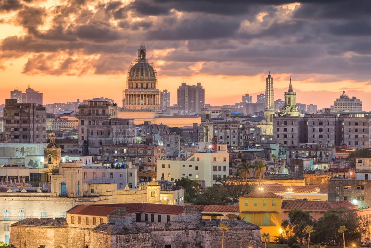 Kuba z Polski już od 1810 PLN. Genialna promocja Air France / KLM