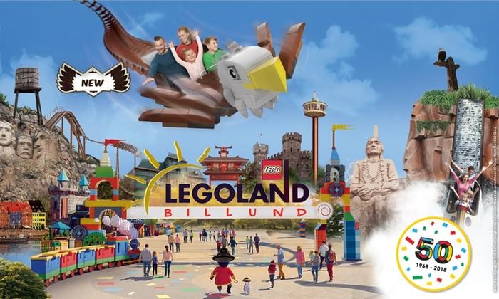 Legoland – duża zniżka na zakup biletów (50 lat parku!)