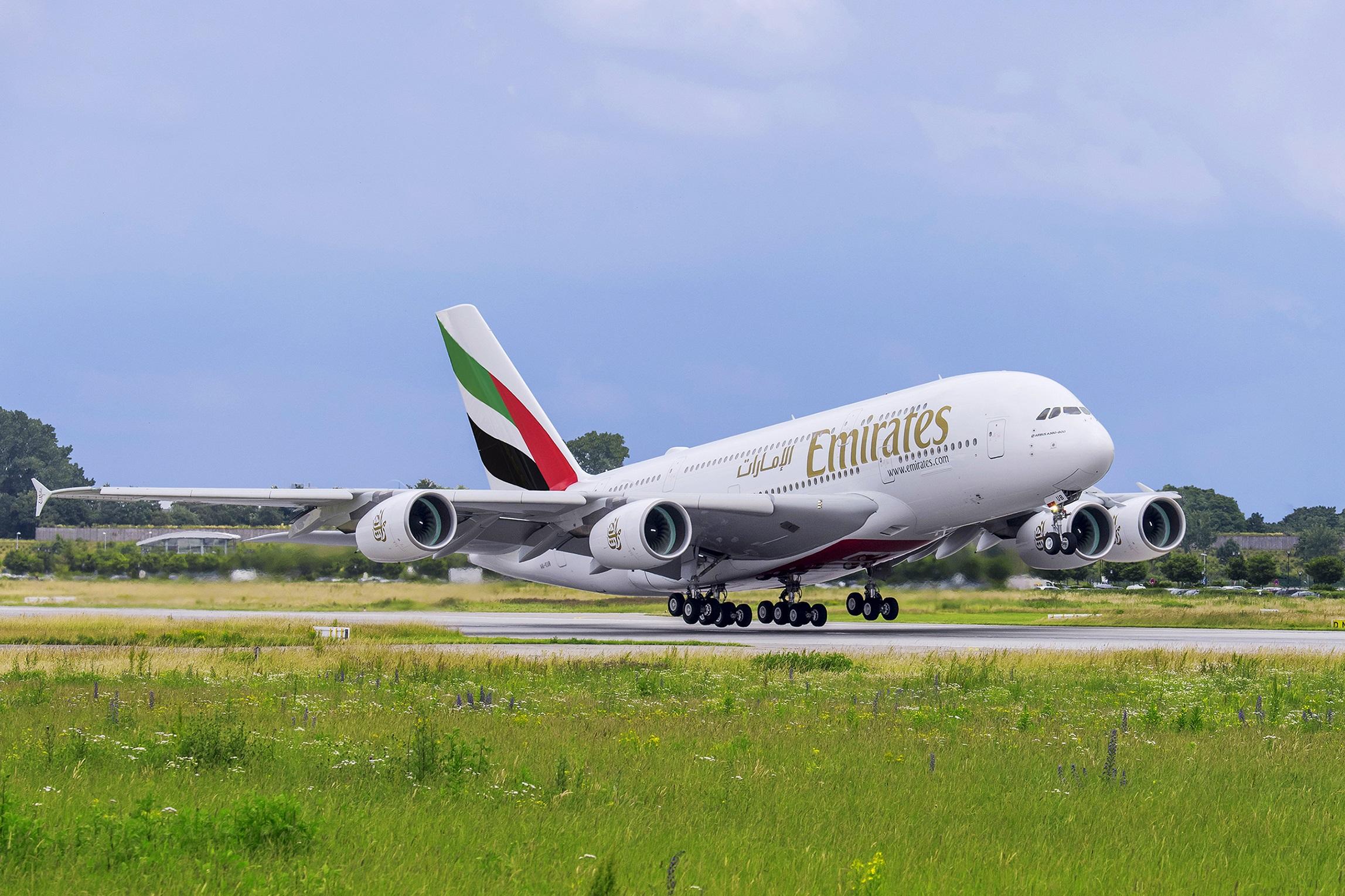 Linie Emirates i LATAM Airlines Brazil zawierają porozumienie code-share