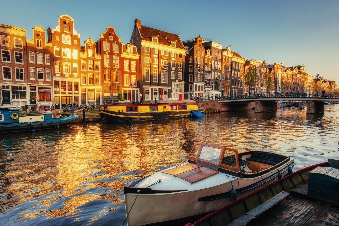 Dużo terminów! Amsterdam bezpośrednio z Polski, także na idealny weekend (sobota rano – niedziela wieczorem)