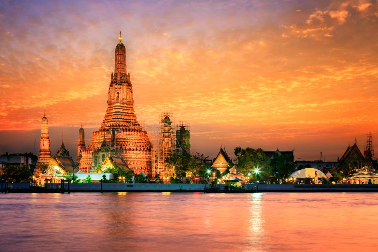 Tajlandia w promocji! Bangkok z Polski za >1800 PLN