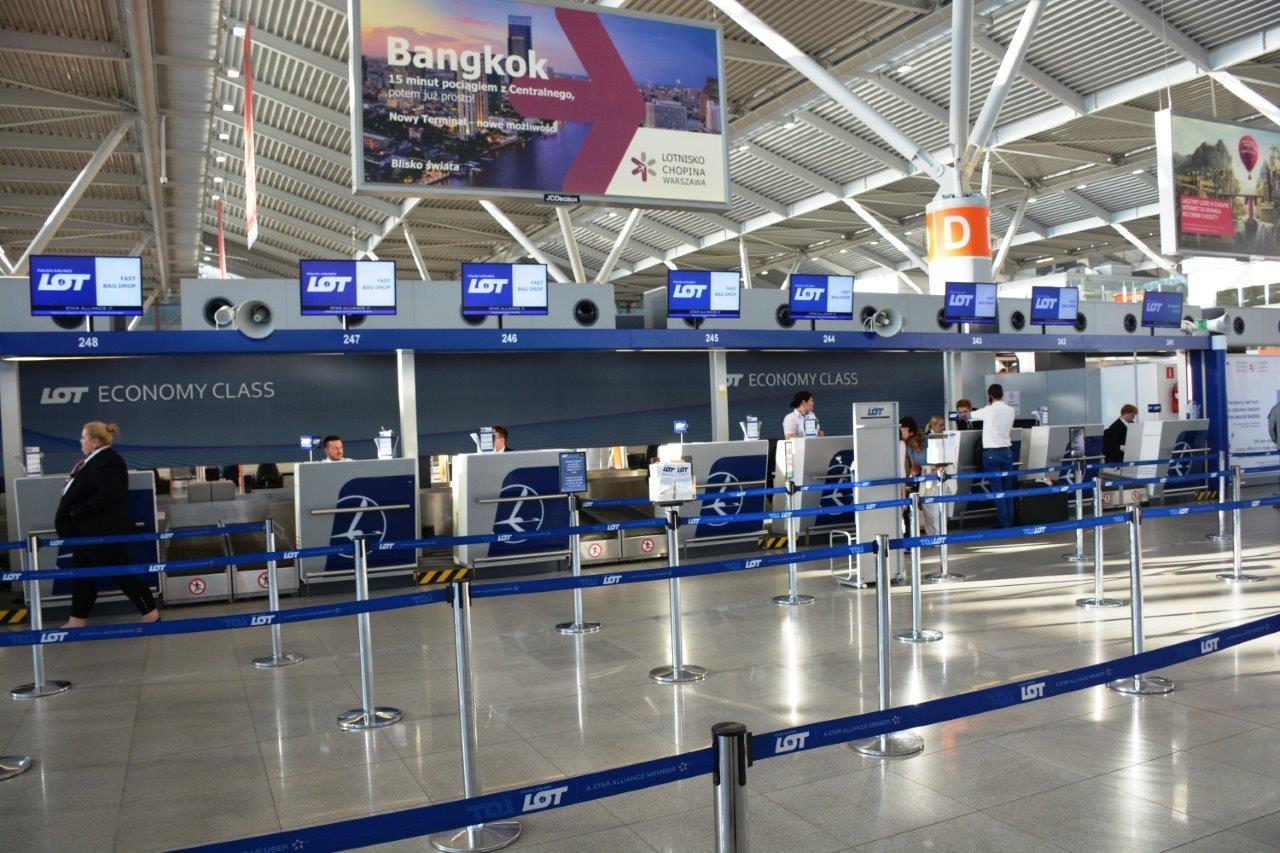 Chcesz w wakacje pracować na lotnisku? Teraz masz okazję!