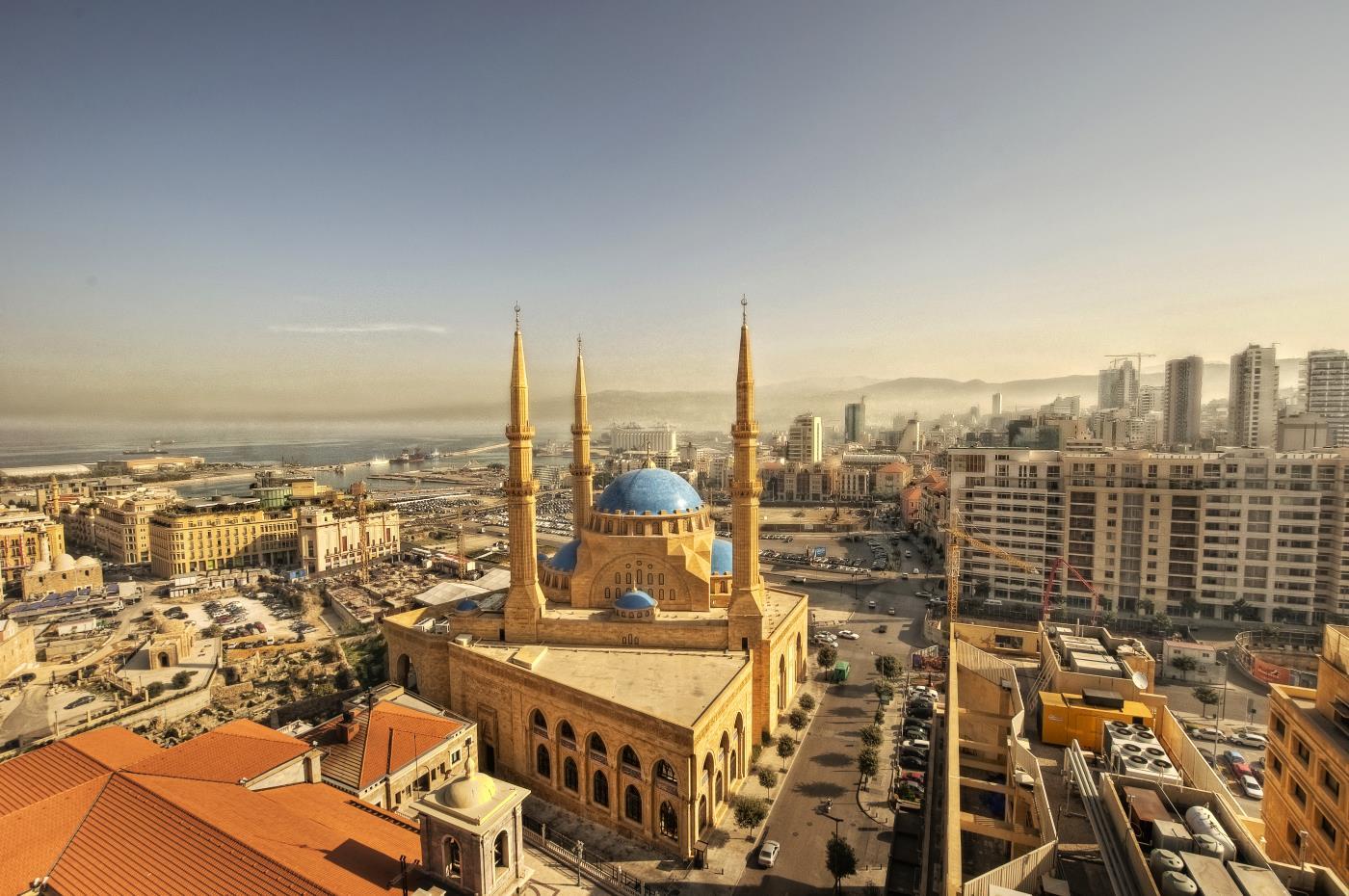 Nowa trasa PLL LOT – polecimy do Bejrutu!