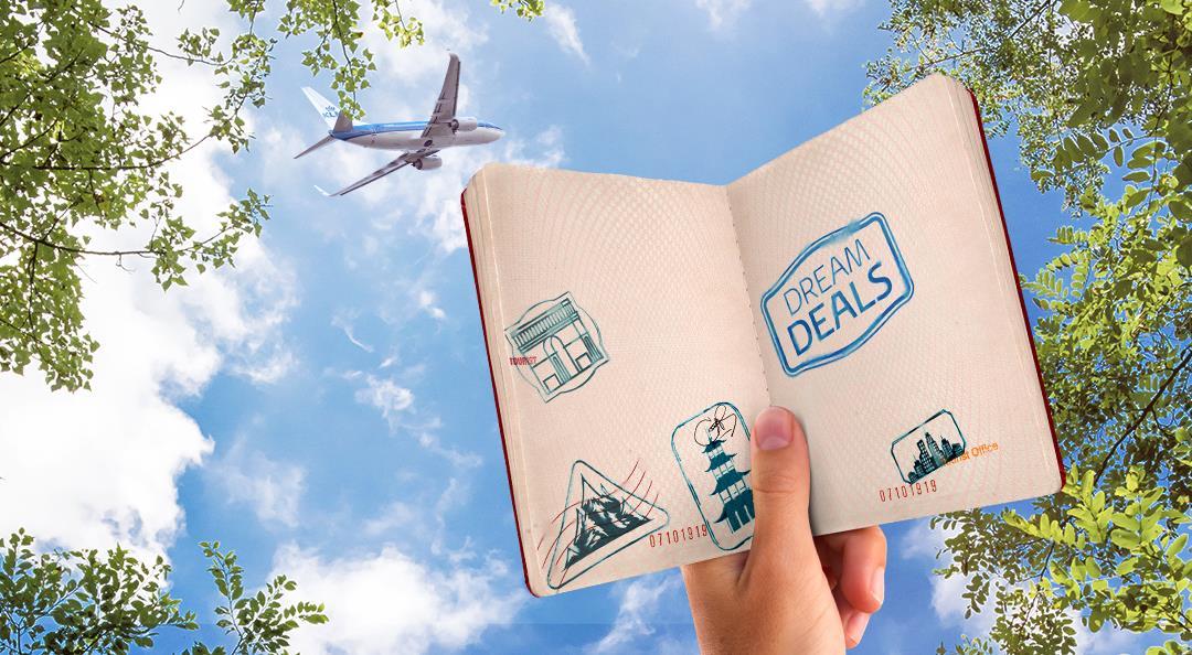 PRZEGLĄD PROMOCJI: oferta KLM do 29 stycznia