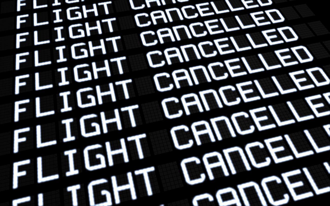 Zakaz lotów do/z Polski przedłużony. Nie polecimy do 6 czerwca.